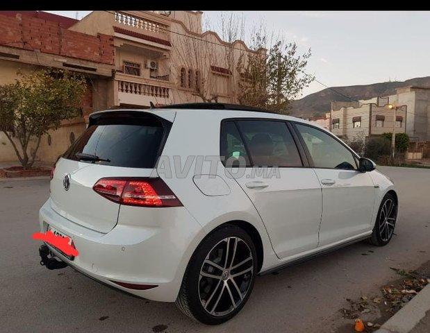 Voiture Volkswagen Golf 7 2015 à nador  Diesel