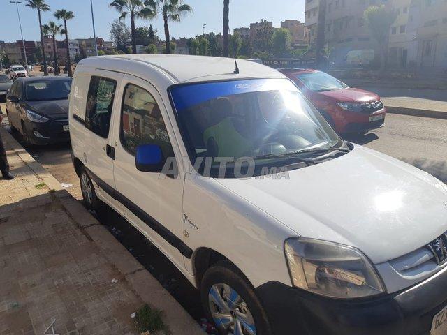 Voiture Peugeot Partner 2008 à casablanca  Diesel  - 7 chevaux
