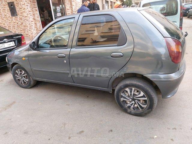 Voiture Fiat Palio 2002 à casablanca  Diesel  - 6 chevaux