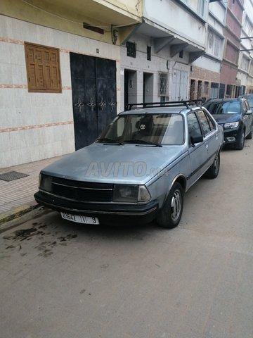 Voiture Renault R18 1984 à casablanca  Diesel  - 7 chevaux