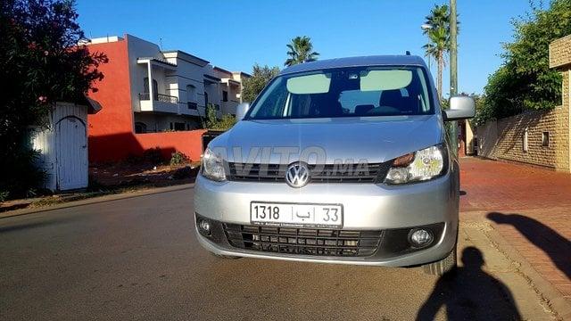 Voiture Volkswagen Caddy 2013 à rabat  Diesel  - 6 chevaux