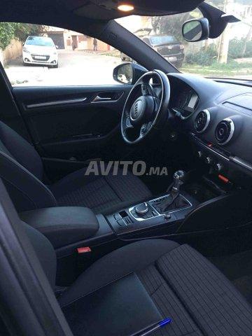 Voiture Audi A3 2015 à rabat  Diesel  - 7 chevaux