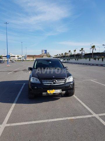 Voiture Mercedes benz Classe ml 2007 à casablanca  Diesel  - 12 chevaux