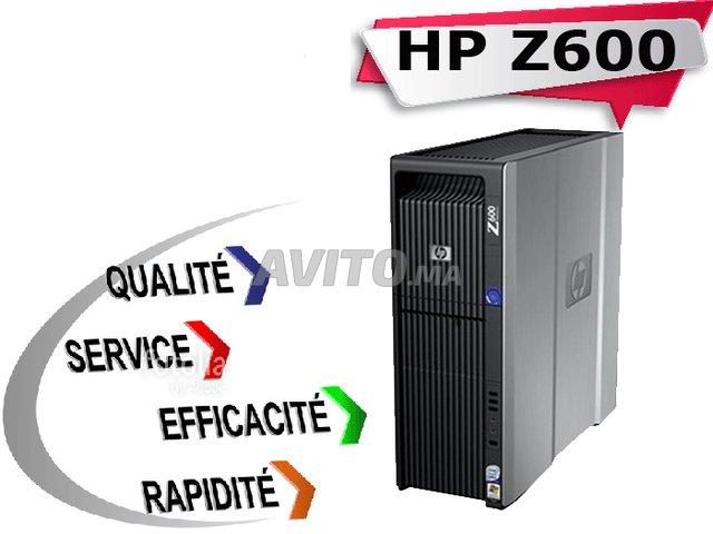 HP WorkStation Z600 AVEC NVIDIA QUADRO k5000 للبيع في الدار