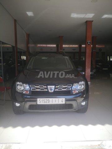 Voiture Dacia Duster 2017 à rabat  Diesel  - 6 chevaux