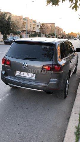 Voiture Volkswagen Touareg 2009 à oujda  Diesel  - 10 chevaux