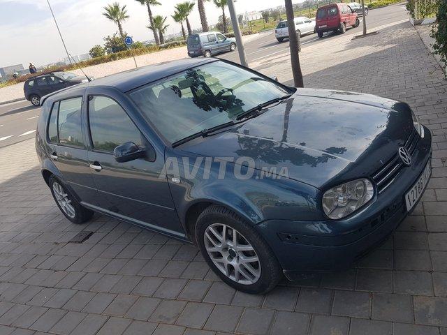 Voiture Volkswagen Golf 4 2003 à casablanca  Diesel