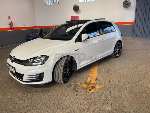 Voiture Volkswagen Golf 7 2014 à marrakech  Diesel  - 8 chevaux