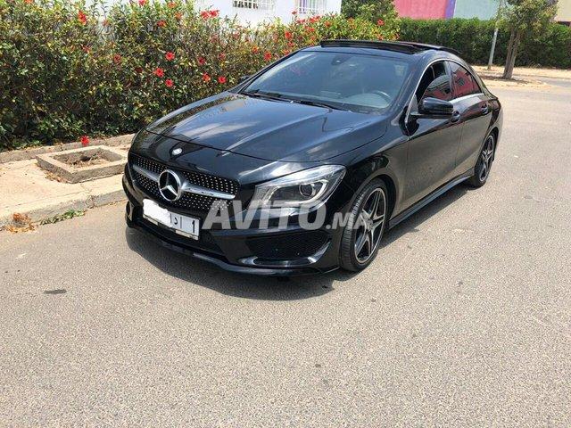 Voiture Mercedes benz Classe cla 2013 à casablanca  Diesel