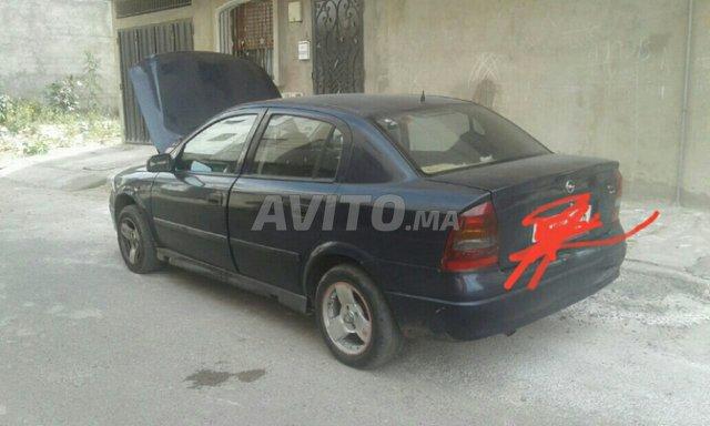 Voiture Opel Astra 2001 à safi  Diesel  - 7 chevaux