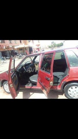 Voiture Fiat Uno 2000 à ben-guerir  Diesel