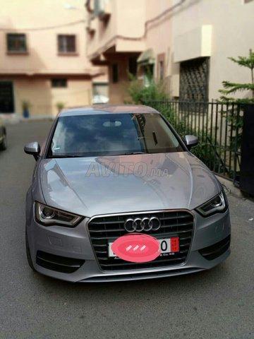Voiture Audi A3 2014 à marrakech  Diesel  - 7 chevaux
