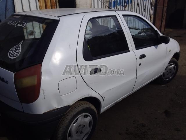 Voiture Fiat Palio 2003 à meknès  Essence  - 6 chevaux