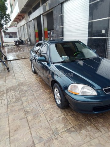 Voiture Honda Civic 1997 à casablanca  Essence