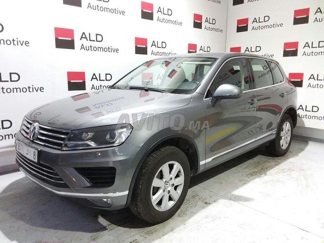 Voiture Volkswagen Touareg 2017 à casablanca  Diesel  - 12 chevaux