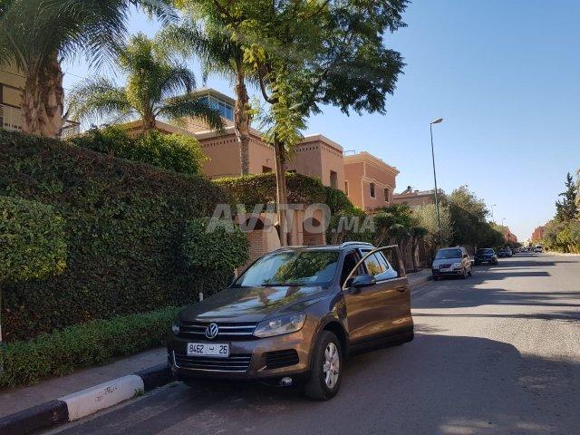 Voiture Volkswagen Touareg 2014 à marrakech  Diesel  - 11 chevaux