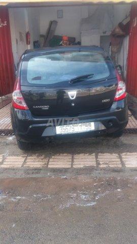 Voiture Dacia Sandero 2010 à casablanca  Diesel  - 6 chevaux