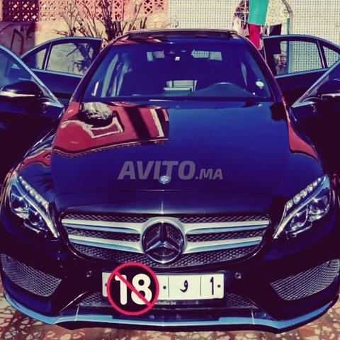 Voiture Mercedes benz 220 2014 à casablanca  Diesel  - 9 chevaux