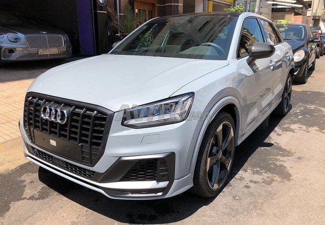 Voiture Audi Allroad 2020 à casablanca  Essence  - 11 chevaux