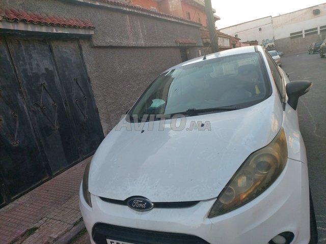 Voiture Ford Fiesta 2012 à casablanca  Essence  - 7 chevaux