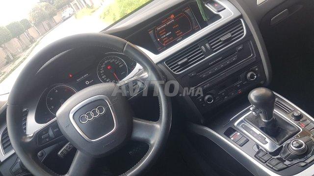 Voiture Audi A4 2009 à tanger  Diesel