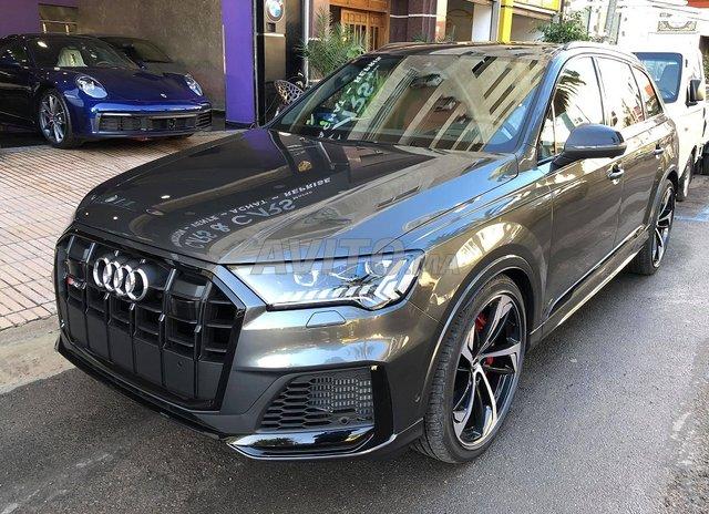 Voiture Audi Q7 2020 à casablanca  Diesel  - 12 chevaux