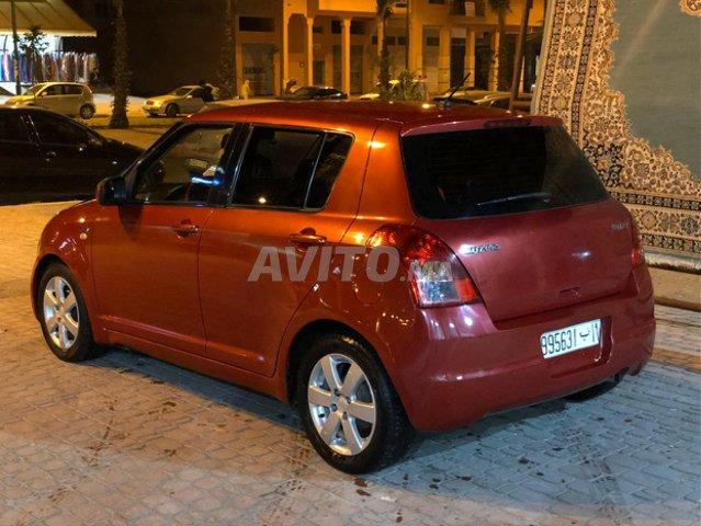 Voiture Suzuki Swift 2010 à marrakech  Essence