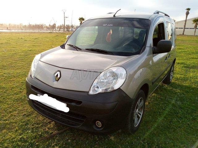 Voiture Renault Kangoo 2010 à tifelt  Diesel  - 6 chevaux