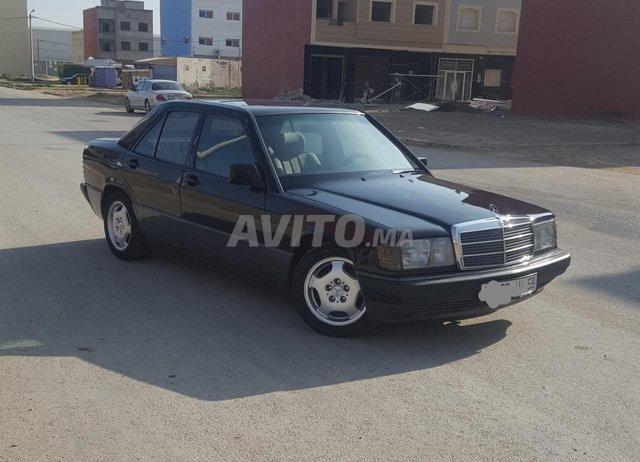 Voiture Mercedes benz R190 1992 à nador  Diesel  - 8 chevaux