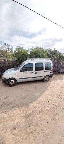Voiture Renault Kangoo 2003 à benslimane  Diesel  - 7 chevaux