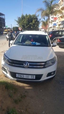 Voiture Volkswagen Tiguan 2015 à fès  Diesel