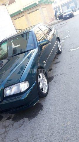 Voiture Mercedes benz R250 1997 à nador  Diesel  - 10 chevaux