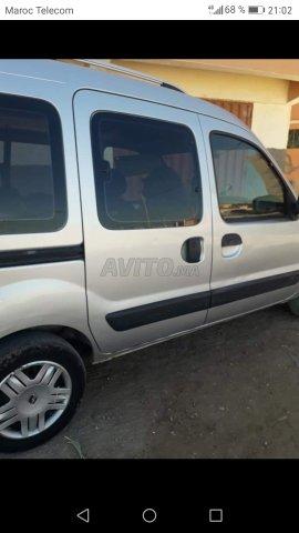 Voiture Renault Kangoo 2012 à agadir  Diesel  - 7 chevaux