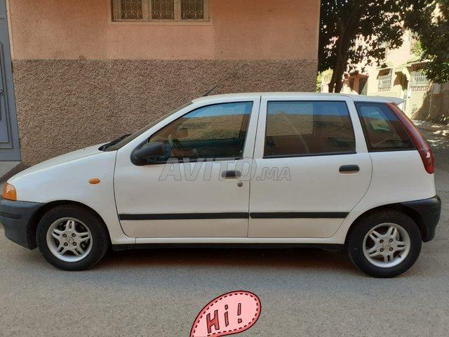 Voiture Fiat Punto 1996 à marrakech  Diesel  - 7 chevaux