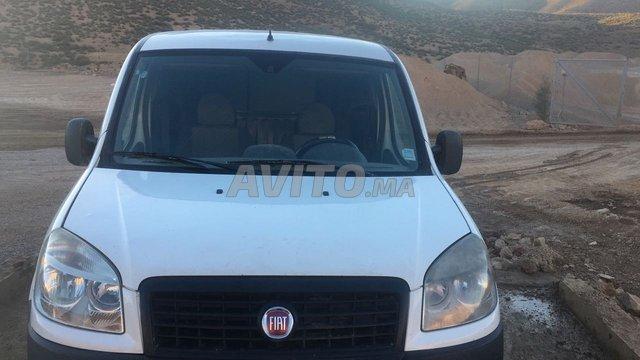Voiture Fiat Doblo 2013 à taourirt  Diesel  - 5 chevaux