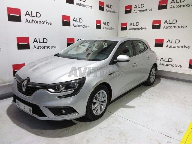 Voiture Renault Megane 2017 à casablanca  Diesel  - 6 chevaux