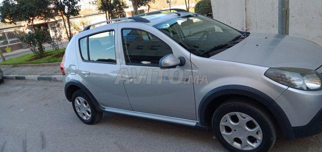 Voiture Dacia Sandero 2011 à rabat  Diesel