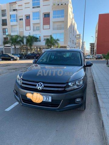 Voiture Volkswagen Tiguan 2012 à agadir  Diesel  - 8 chevaux