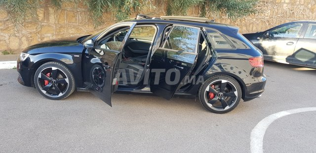 Voiture Audi A3 2019 à rabat  Diesel  - 8 chevaux