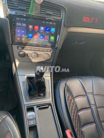 Voiture Volkswagen Golf 7 2014 à agadir  Diesel
