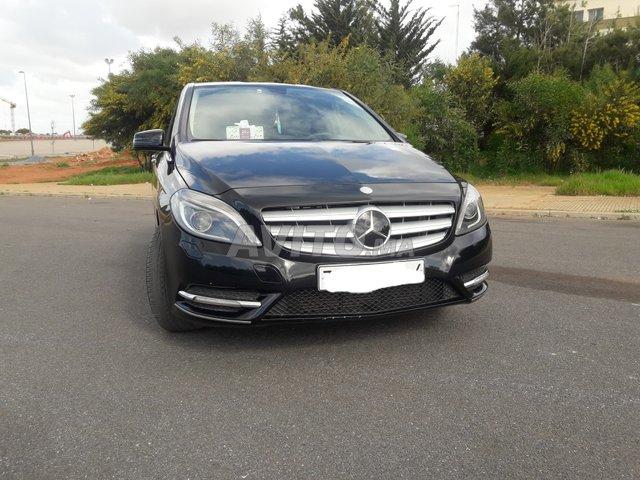 Mercedes-Benz classe B180 diesel 7chv -2012