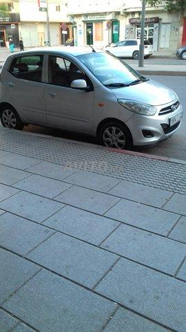 Voiture Hyundai I 10 2013 à oujda  Essence  - 6 chevaux