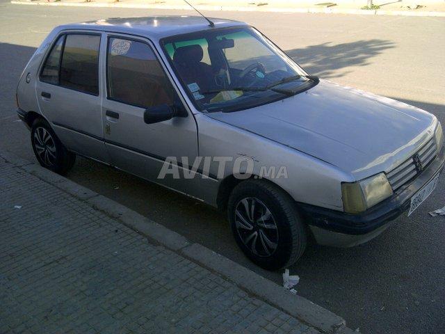 Voiture Peugeot 205 1989 à casablanca  Diesel