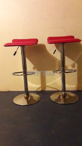 2 chaise de kontoire et de cuisiné