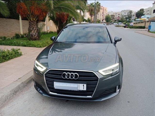 Voiture Audi A3 2018 à rabat  Diesel