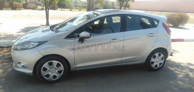 Ford fiesta titanium diesel -2011
