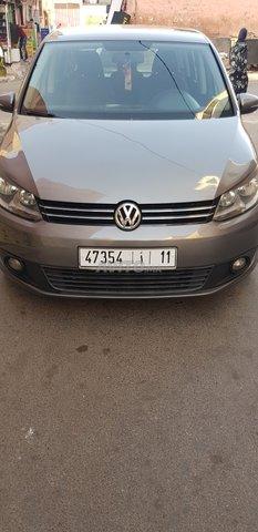 Voiture Volkswagen Touran 2011 à settat  Diesel  - 6 chevaux