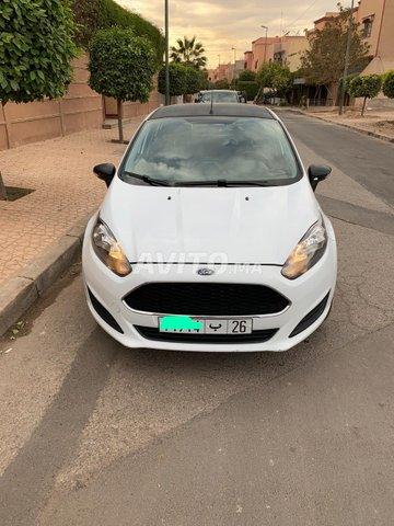 Voiture Ford Fiesta Annakhil à marrakech  Diesel