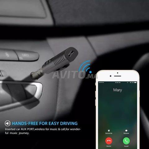 Jack Bluetooth voiture Kit mains