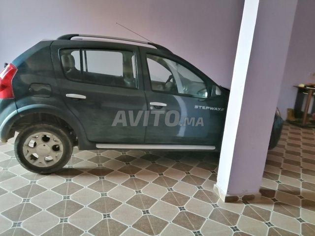 Voiture Dacia Sandero 2012 à béni-mellal  Diesel